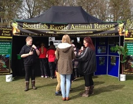 Scottish Exotic Animal Rescue
